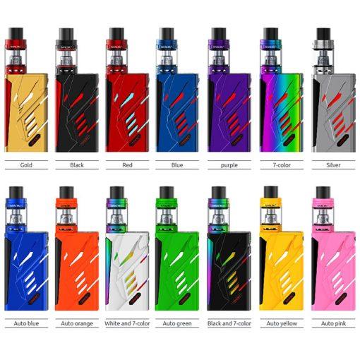 Smok T-Priv Kit UK colours