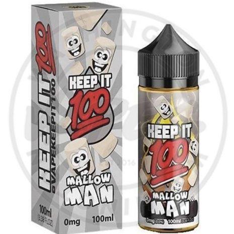 Keep It 100 Mallow Man 100ml