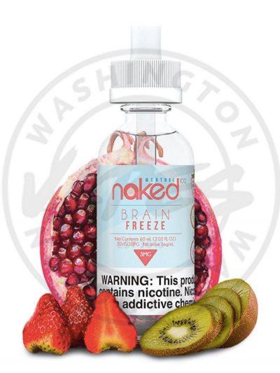 Naked 100 Brain Freeze 50ml