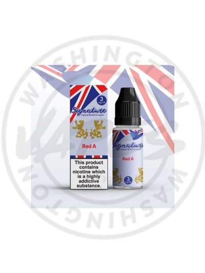 Signature Red A 10ml