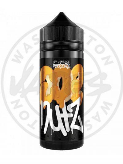 The Yorkshire Vaper - Butterscotch Doe Nutz 100ml