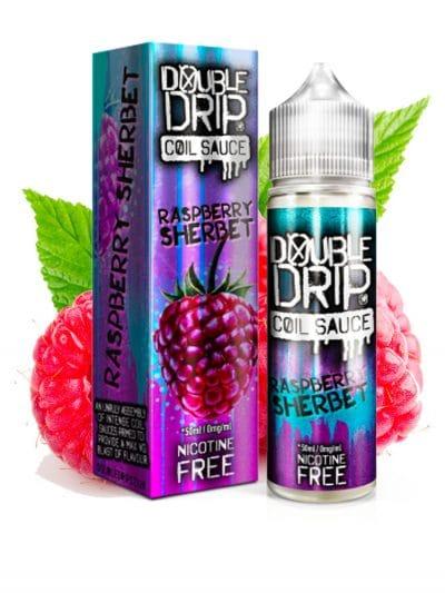 double drip raspberry sherbet 50ml