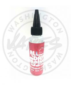 All Day Vaping Raspberry 50ml