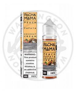 Charlie's Chalk Dust Pacha Mama Peach, Papaya & Coconut Cream 50ml