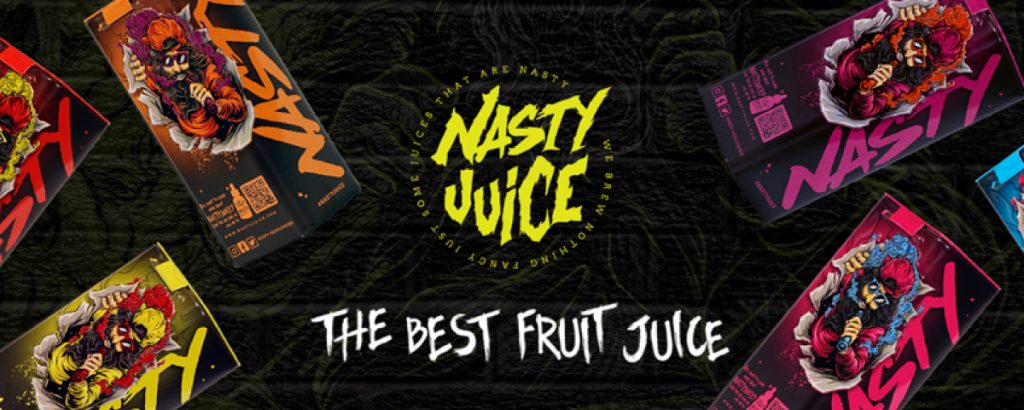 Nasty Juice UK