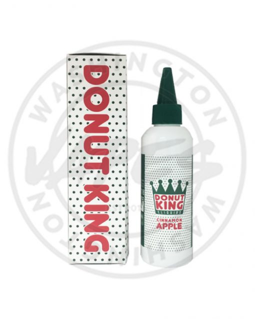 Donut King Cinnamon Apple 80ml