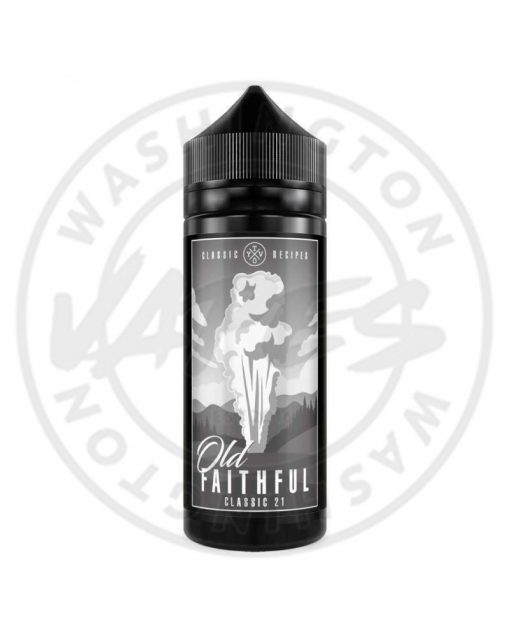 The Yorkshire Vaper - Old Faithful Classic 21 100ml