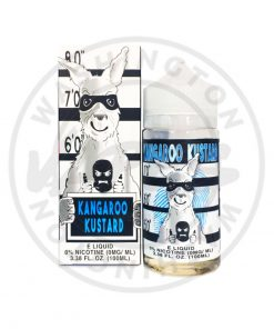 Cloud Thieves Kangaroo Kustard 100ml