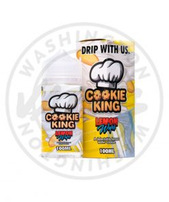 Cookie King Lemon Wafer 100ml