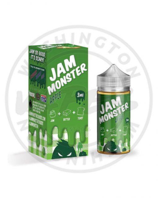 Jam Monster Apple 100ml
