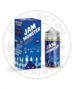 Jam Monster Blueberry 100ml