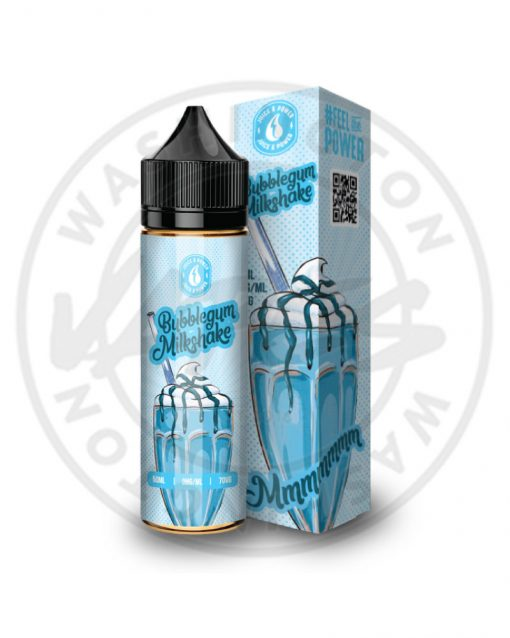 Juice & Power Bubblegum Milkshake 50ml