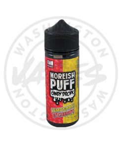 Moreish Puff Candy Drops Lemonade & Cherry 100ml