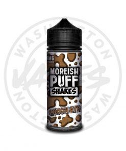 Moreish Puff Shakes Chocolate 100ml