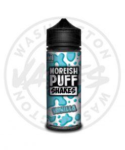 Moreish Puff Shakes Vanilla 100ml