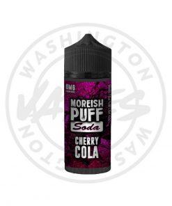 Moreish Puff Soda Cherry Cola 100ml