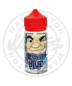 Bizarre Blue Blue Raspberry Gummies 80ml