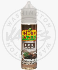 CBD Leaf 1000mg Amsterdam Space Cake 50ml