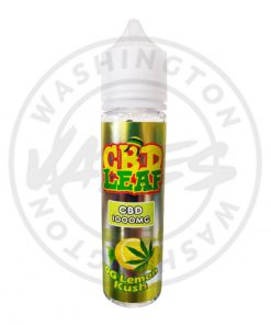 CBD Leaf 1000mg 0G Lemon Kush 50ml