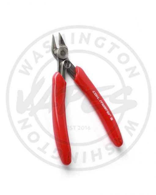 Coil Master Wire Cutters - Red