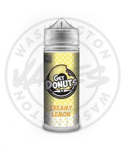Creamy Lemon E-Liquid by Get Donuts 100ml
