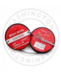 Digiflavor Mesh Wire NI80 (100 Mesh) - 5ft