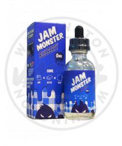 Jam Monster Blueberry 50ml