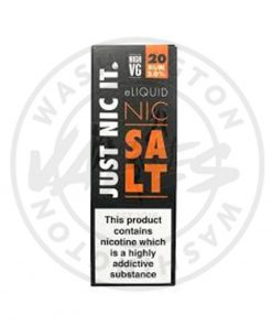 Just Nic It Nic Salt 20mg high VG10ml