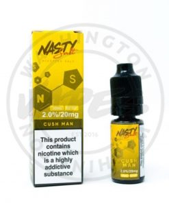 Nasty Juice Nic Salt 20mg 10ml - Cush Man