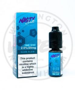 Nasty Juice Nic Salt 20mg 10ml - Slow blow