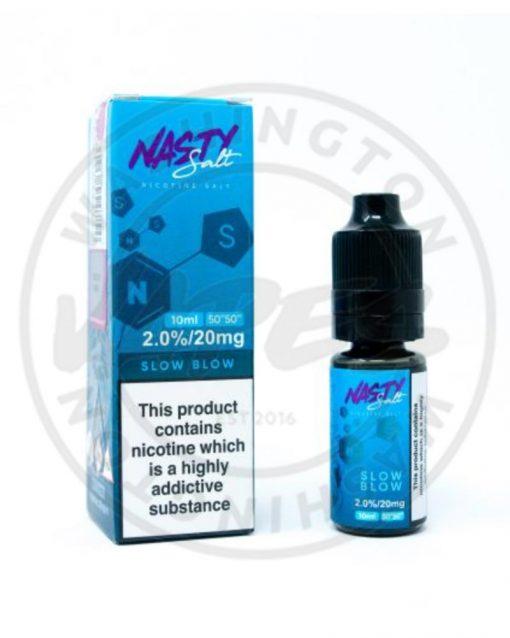 Nasty Juice Nic Salt 20mg 10ml - Slow blow