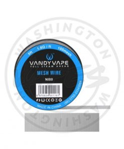 Vandy Vape Mesh Wire NI80 5ft Reel