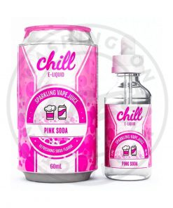 Chill E-Liquid Pink Soda 50ml