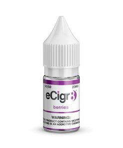 Berries flavour Nic Salts 20mg 50/50