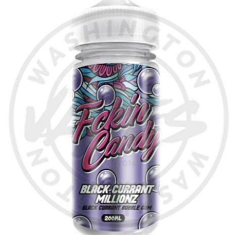 Fckin Candy Black Currant Millionz 200ml
