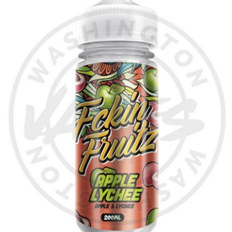 Fckin Fruitz Apple Lychee 200ml