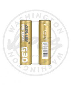 Golisi G30 3000mAh 20A 18650 Battery - 2PK