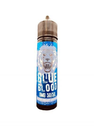 Blue Blood/All Day Vaping Blackcurrant Menthol 50ml