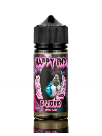 Happy End Pink Cotton Candy by Sadboy 100ml