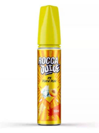 Rocca Juice Icy Peach Pear 50ml