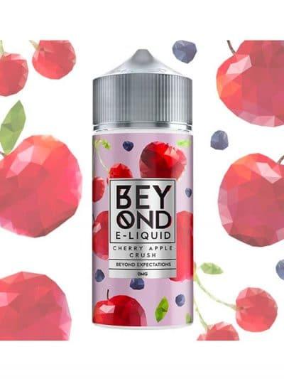 Beyond E-Liquid Cherry Apple Crush 100ml Shortfill