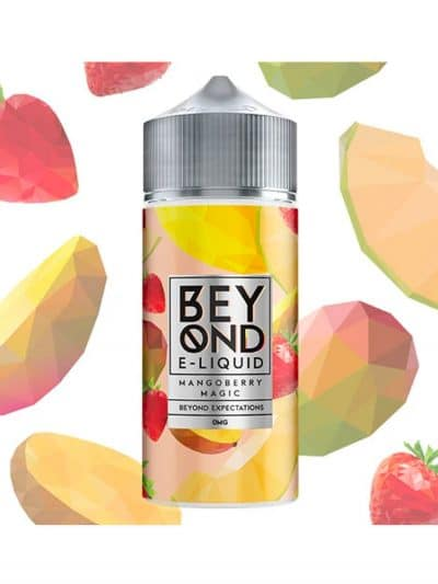 Beyond E-Liquid Mangoberry Magic 100ml Shortfill