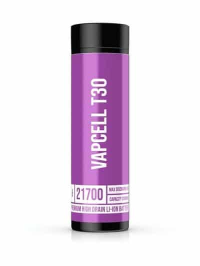 Vapcell T30 21700 Battery