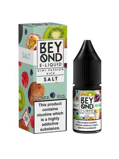Beyond Salts Kiwi Passion Kick 10ml